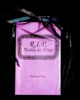 R.I.P. Nadia de Vries