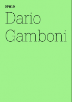 100 Notizen - 100 Gedanken (100 Notes – 100 Thoughts): No. 019, Dario Gamboni