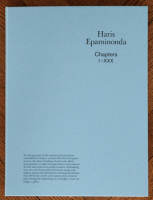 Chapters I-XXX