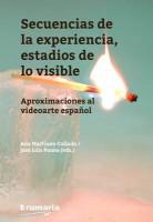 Secuencias de la experiencia, estadios de lo visible. Aproximaciones al videoarte español