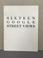 Sixteen Google Street Views