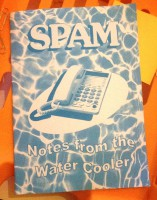 SPAM Issue 5 - Notes from the Water Cooler