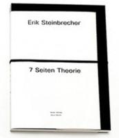 7 Seiten Theorie, Nr.1 (Pilot)