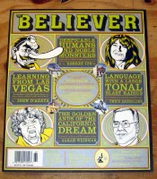 The Believer: Vol. 8 No. 1