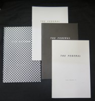 The Federal Set (issues 1-4)