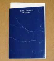 The Final Word.