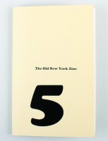 The Old New York Zine #5
