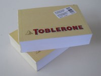 One Toblerone of Exactly 50 g and 491 Toblerones of Approximately 50 g