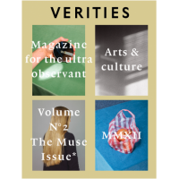 Verities N°2: The Muse Issue