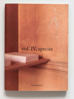 vol. IV, species