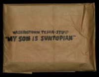 "Washingtown Tesha-Syu ""MY SUN IS SUNTOPIAN"""