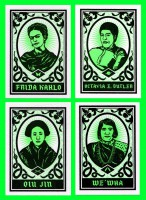 Wicked Womxn Prayer Cards