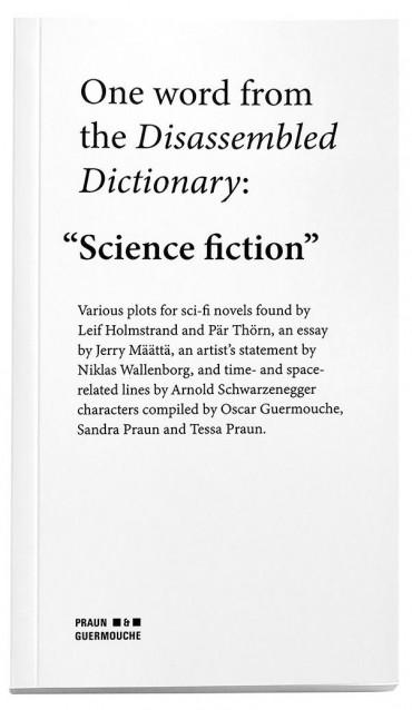 Dissembled_dictionary_science_fiction_Sandra_Praun_Oscar_Guermouche_motto_file#jpg