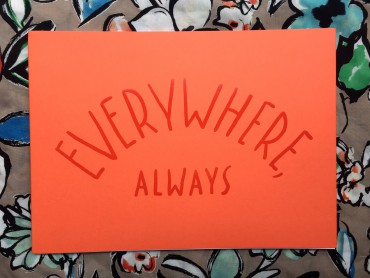 Everywhere, Always - Cottage Eight Books