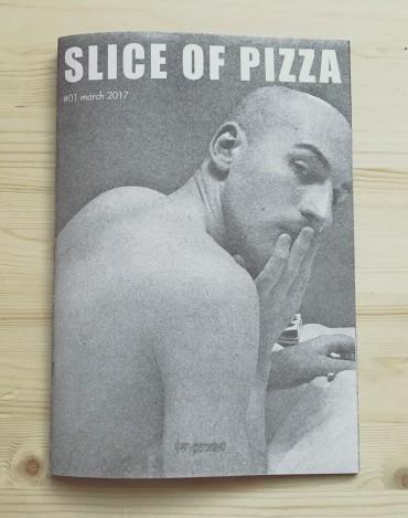 Slice of Pizza #1 - Lazslo Kovacs - Samopal Books