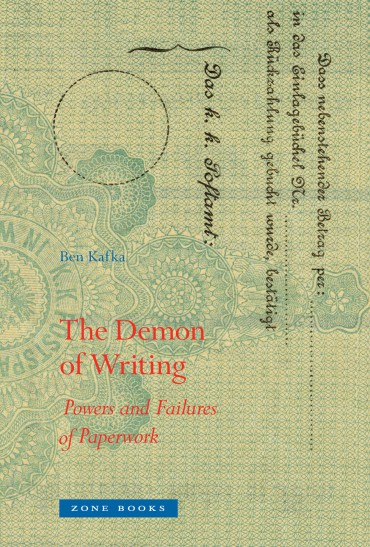 Demon of Writing