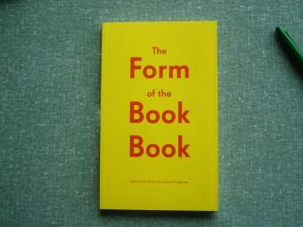 theformofthebookbook