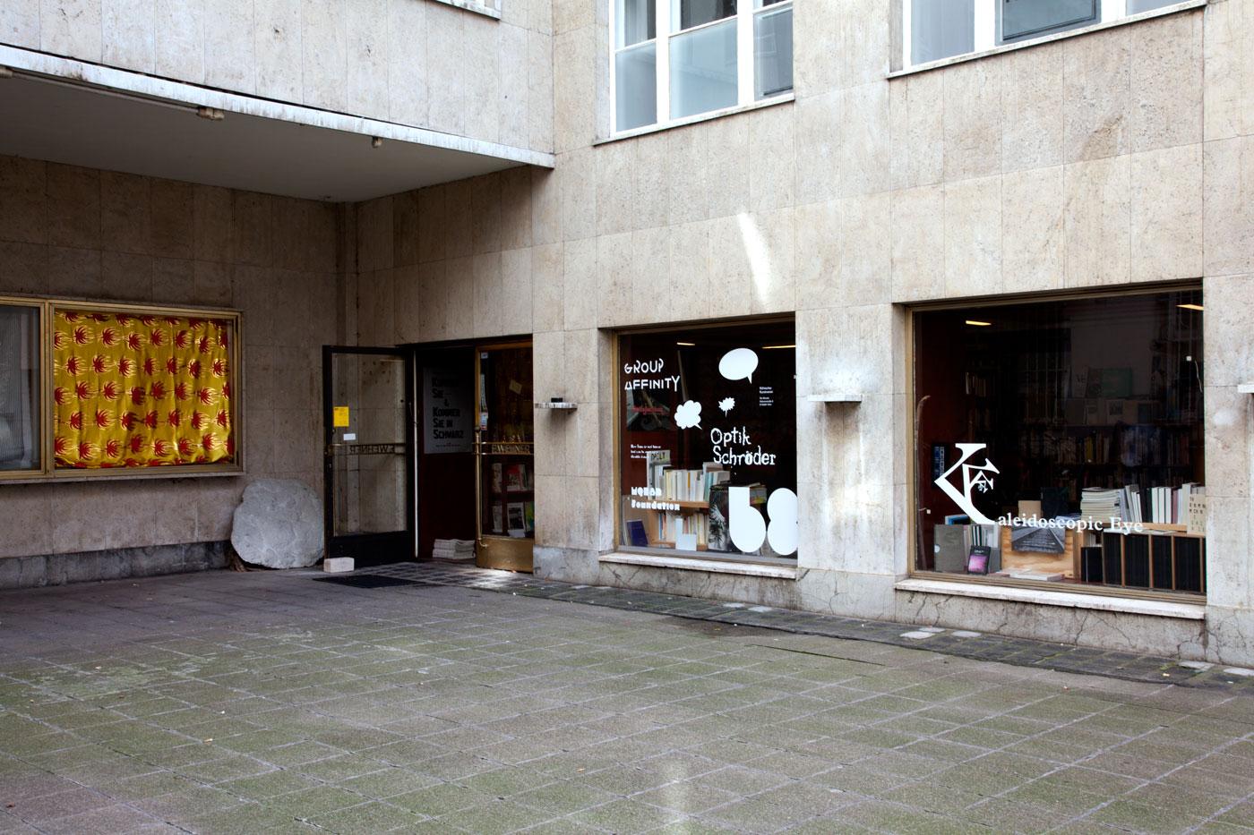 Motto, berlin, berlin, Germany - Bookstore