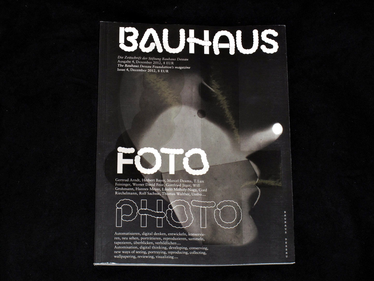 the bauhaus essay The bauhaus 1919-1933 was the most influential school of  the catalogue  includes two essays by curators barry bergdoll and leah.