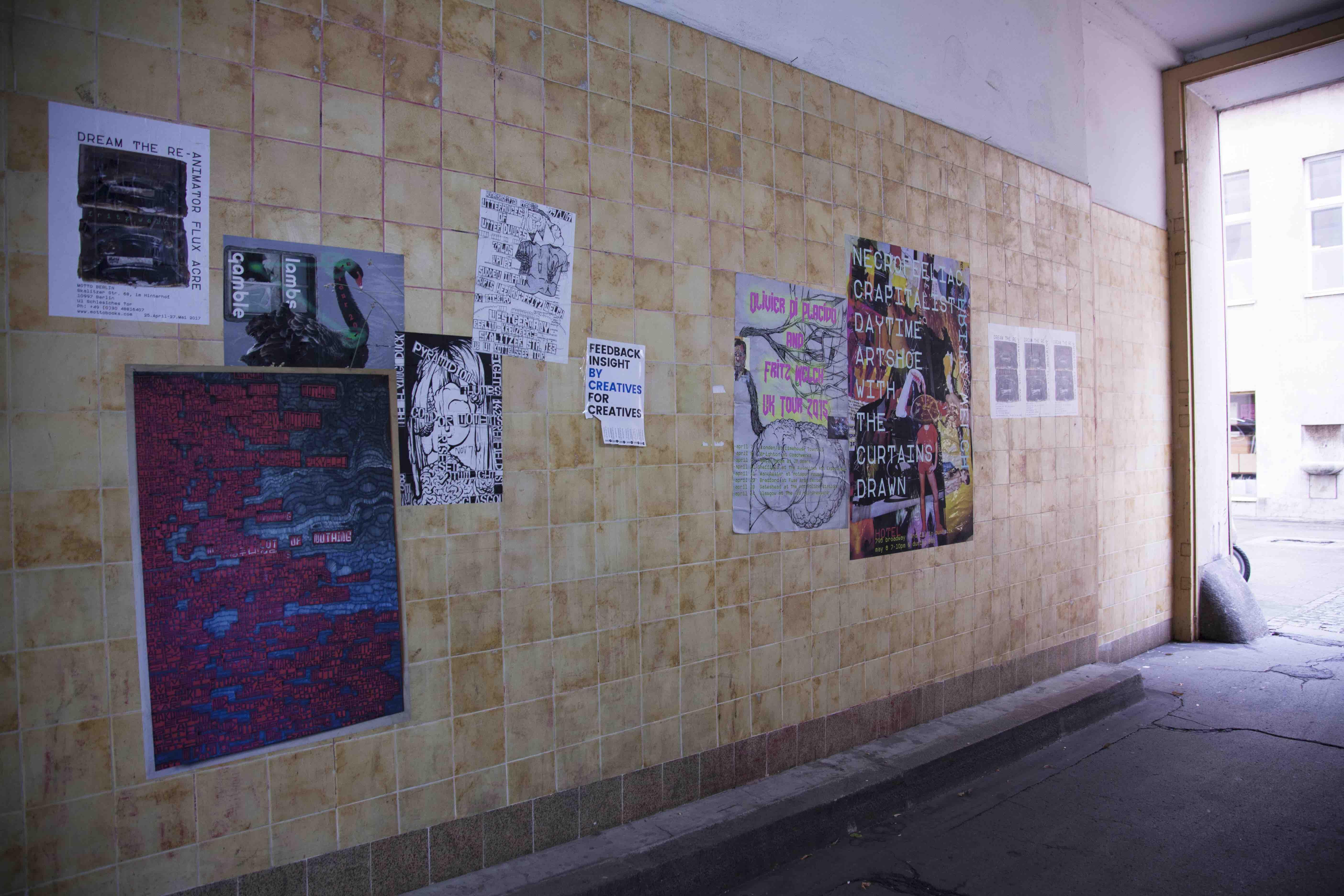 MOTTO DISTRIBUTION » exhibitions
