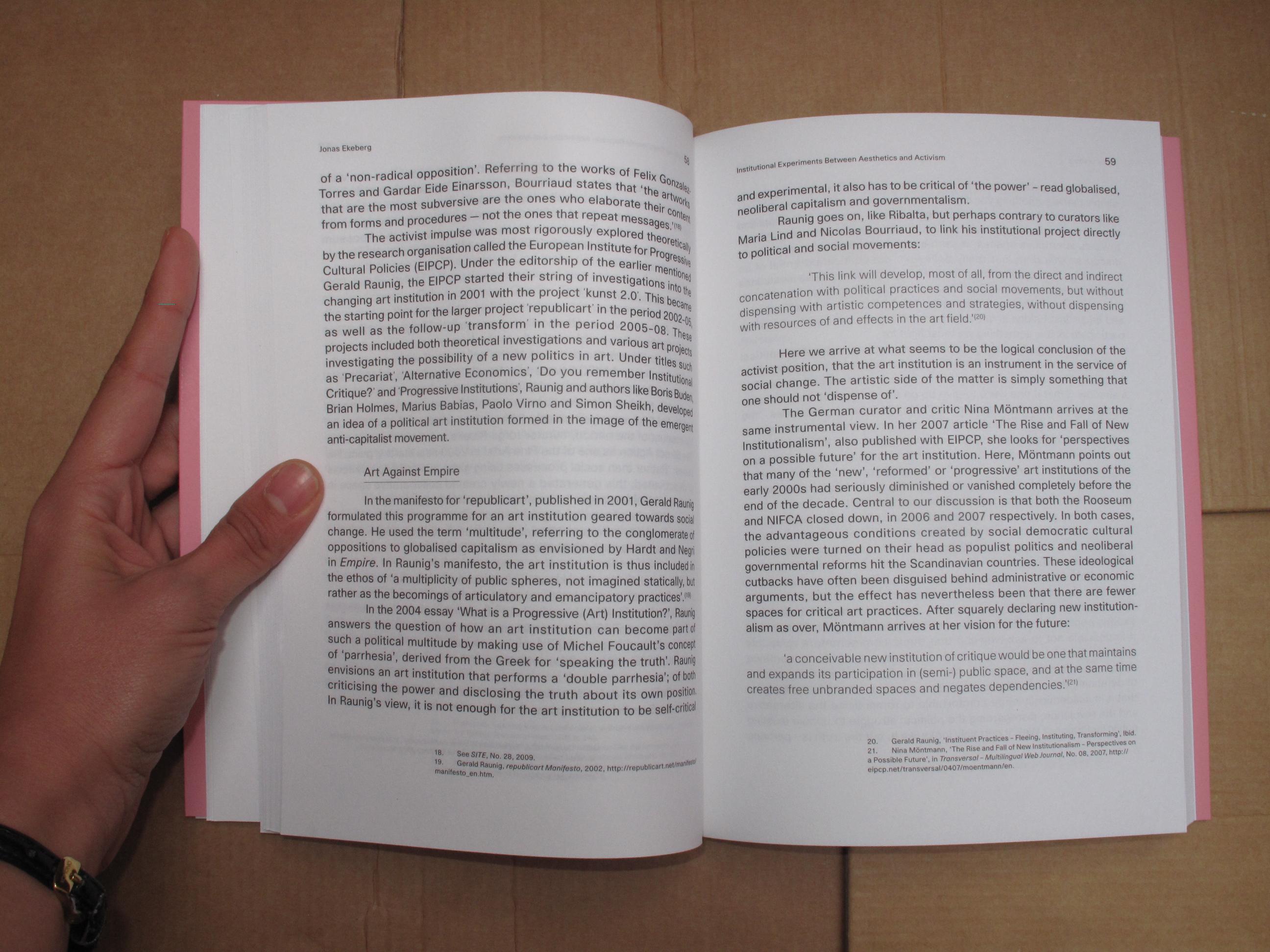 book Domino :