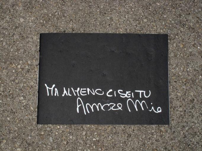 ma_almeno_ci_sei_tu_motto