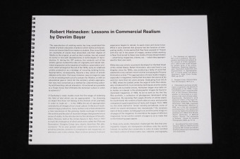 Robert Heinecken_Lessons in possing subjects_Motto distribution5