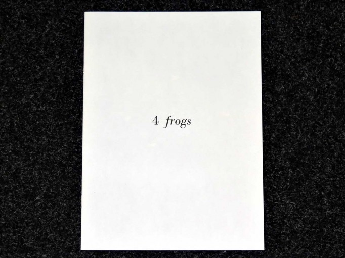 4_Frogs_Jochen_Lempert_Editions_P_Motto_Distribution_1