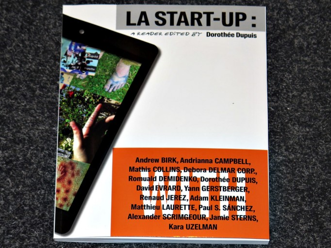 LA_Start-Up_A_Reader_Dorothee_Dupuis_Lulu_Press_motto_distribution_1