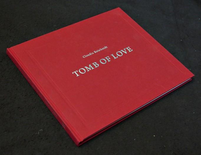Tomb of Love, Grabkammer der Liebe, Claudia Reinhardt, Verbrecher Verlag, 9783957321534, motto 1