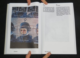Zweikommasieben #13 .Remo Bitzi (ed.). Präsens Editionen & Motto Books 1
