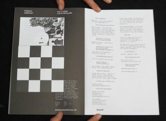 Zweikommasieben #13 .Remo Bitzi (ed.). Präsens Editionen & Motto Books 5