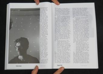 Zweikommasieben #13 .Remo Bitzi (ed.). Präsens Editionen & Motto Books 9
