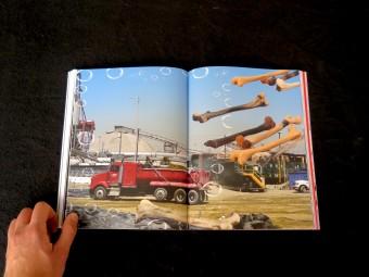 CURA. NO.22, cura magazine, Ilaria Marotta, Andrea Baccin, CURA. 22,  Elad Lassry 5