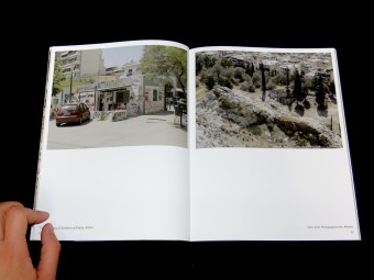 Foreign Places, Grégory Castéra and Caroline Dumalin, WIELS, Brussels and Motto Books 11