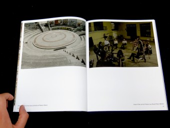 Foreign Places, Grégory Castéra and Caroline Dumalin, WIELS, Brussels and Motto Books 15