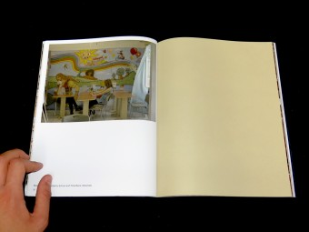 Foreign Places, Grégory Castéra and Caroline Dumalin, WIELS, Brussels and Motto Books 19