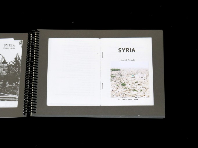 Syria, A Travel Guide to Disappearance. Giovanna Silva. Mousse Publishing_Motto books_3