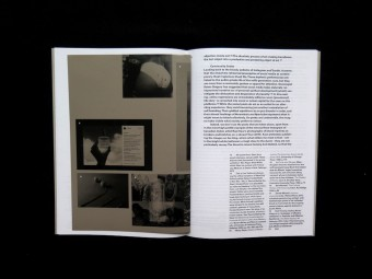 A-or-ist Issue No. 2, A-or-ist, Netherlands, Text, The Thing, Park McArthur, Sophie Cundale,  Paul B. Preciado, Dorine van Meel, Darren Banks,  CK One,  Gena Rowlands, Ilja Karilampi,  Agnes Martin, Shulamith, 20593384_Motto Books_6