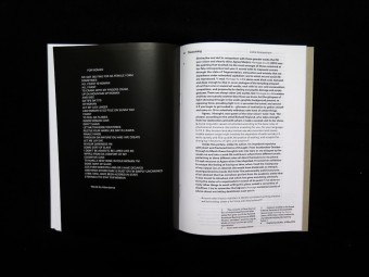A-or-ist Issue No. 2, A-or-ist, Netherlands, Text, The Thing, Park McArthur, Sophie Cundale,  Paul B. Preciado, Dorine van Meel, Darren Banks,  CK One,  Gena Rowlands, Ilja Karilampi,  Agnes Martin, Shulamith, 20593384_Motto Books_8