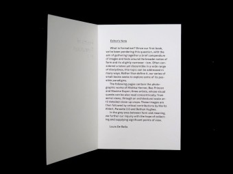 Forms of Formalism N.3, 978-3-945301-29-6, 9783945301296, Bas Princen, Maxime Guyon, Mishka Henner, Parasite 2.0, Moritz Ahlert, Bethan Hughes, Bert Danckaert, Daniel Everett and Julian Faulhaber (Eds.), Lucia Verlag, Michael P. Romstöck (ed.) _2