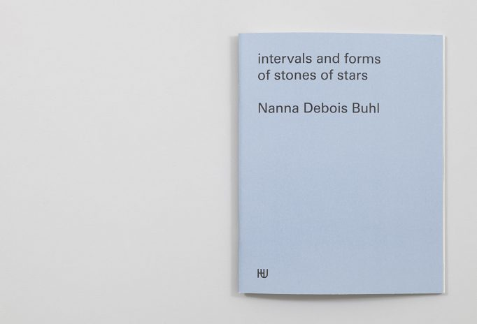 intervals and forms of stones of stars, Nanna Debois Buhl, Humboldt Books, 9788899385316_Motto books_1