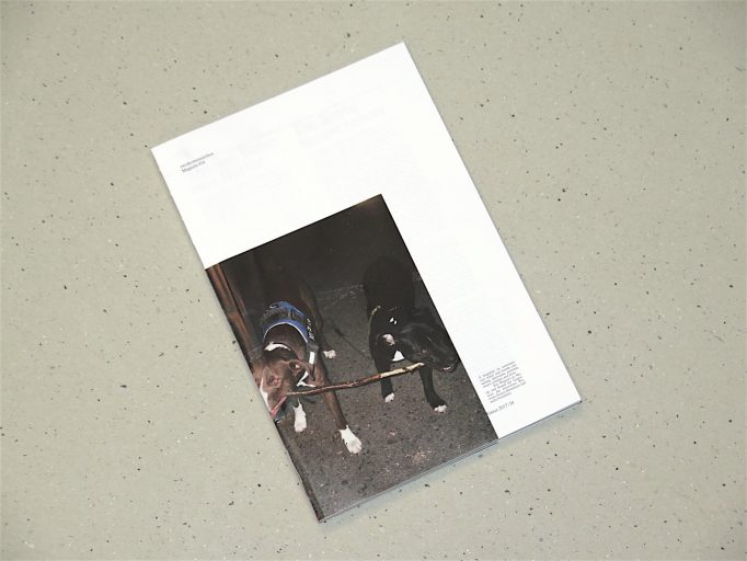 Zweikommasieben #16. Remo Bitzi (ed.). Präsens Editionen & Motto Books_1