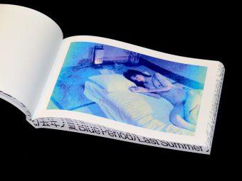 Blue Period : Last Summer (US Cover Edition), Nobuyoshi Araki, Session Press & Dashwood Books, 9780996657419_Motto Books_3