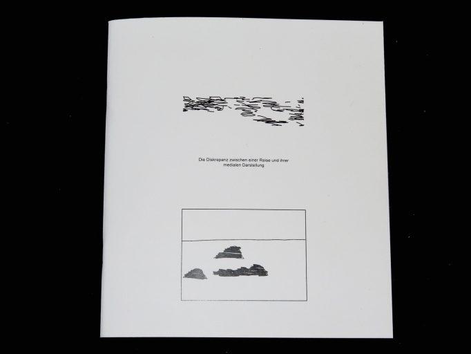 Die Diskrepanz einer Reise une ihrer medialen Darstellung_Nico Jungel_Motto Books _motto_#1