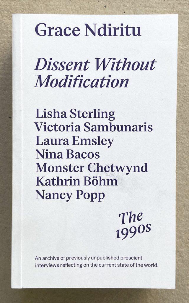 dissent-without-modification-grace-ndiritu-bergen-kunsthall-9788293101406-1