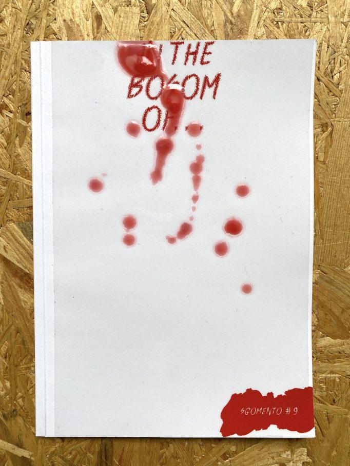SGOMENTO #9 IN THE BOSOM OF... (Italian)