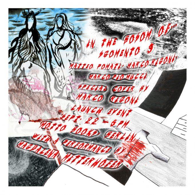 Sgomento #9 launch | Magdalena Mitterhofer performance | 22 Sept. 2021 | @ Motto Berlin