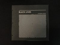 Black Lines Coloring Book