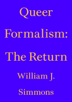 Queer Formalism: The Return
